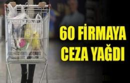 Fahiş Fiyat Artışı Yapan Firmalara Ceza Yağdı