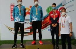 Darıcalı sporcular Milli Takım'ın gururu oldu
