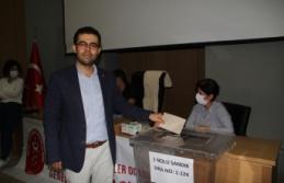 Veterinerlerde yeni başkan Mehmet Bostancı
