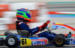 Karting Sporcusu Batı Gururumuz Oldu