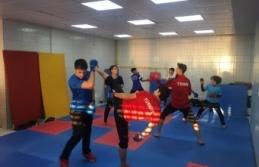 Kocaeli'nin şampiyonları teknik gelişim kampında