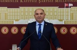 CHP Kocaeli Milletvekili Tahsin Tarhan'ın testi...