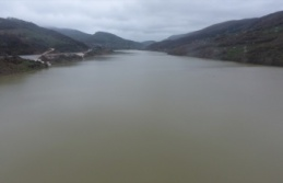 Hasanlar Barajı'nda su seviyesi tam kapasiteye ulaştı
