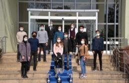 Shell Eco Marathon Avrupa 2021 Yarışması'nda BUÜ öğrencilerine birincilik ödülü