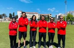 Milli okçular şampiyonalara Gelibolu'da hazırlanıyor