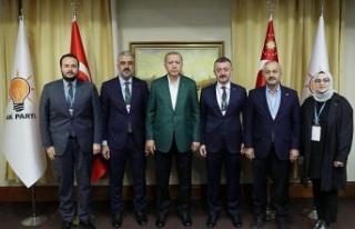 Erdoğan Kocaeli'ye gelecek