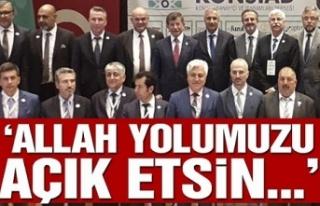 Ahmet Davutoglu Yeni Parti İçin Sahada