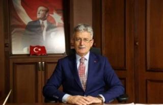 AK Parti Kocaeli İl Başkanı Mehmet Ellibeş oldu