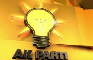 AK Parti'de il başkanlığı muamması