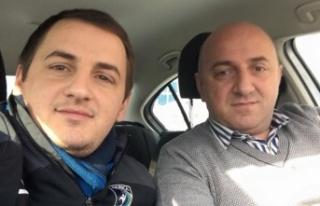 Cüneyt Şentürk, Darıca Belediye başkan yardımcısı...