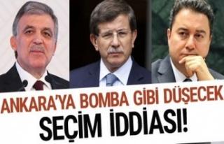 Davutoğlu, AK Parti'den ihraç mı ediliyor?