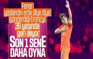 Fenerbahçe Emre Belözoğlu'nu istiyor