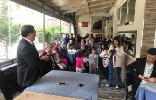 Gebze'de,  Güvenlik toplantısı