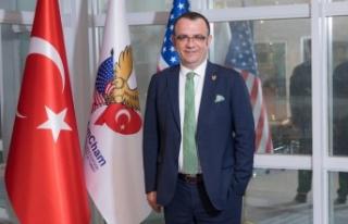 İş Adamları Türkiye'nin, ABD'ye jestini...