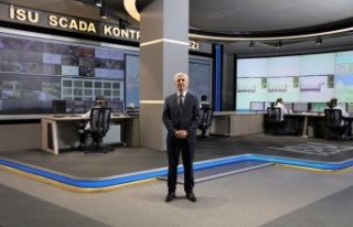 İSU'nun teknoloji Üssü: SCADA kontrol merkezi