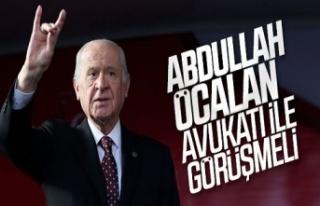 """""""Öcalan Avukatı ile görüşmeli"""""""