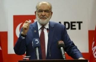 Saadet Partisi'nden 23 Haziran açıklaması