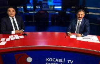 AK Parti Kocaeli milletvekili Yılmaz :FETÖ'...
