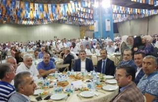 AK Partiden 5 bin kişilik İFTAR