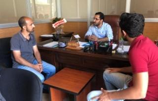 Başkan Şayir, Dilovası'nda işsizliği bitirecek