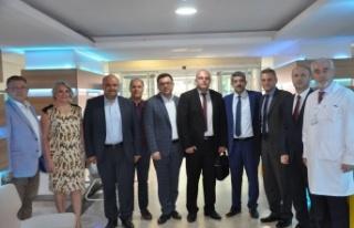 Bosna Başbakanı'ndan KOTO'ya teşekkürlü veda