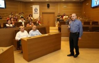 Büyükşehir personeline etik eğitimi