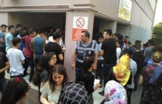 Gebze'de binlerce öğrenci LGS sınavında!