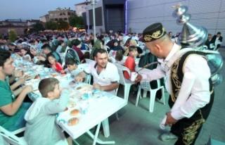 Gebze'yi buluşturan iftar