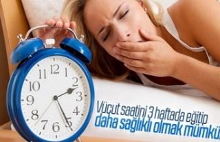 Gece geç yatanlara bilim insanlarından tavsiyeler