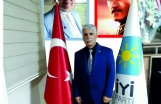 İYİ Parti'de Cahit Sürüm yeniden atandı