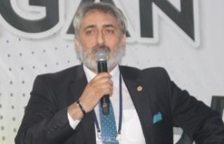 KASKF´ta Murat Aydın  5'inci kez başkan