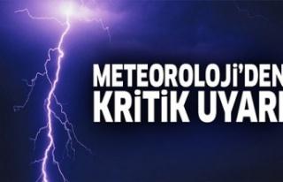 Kocaeli'de yağış devam edecek mi?