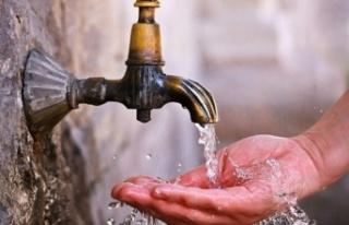 Kocaeli'de şebeke suyunun yüzde 32'si kayıp