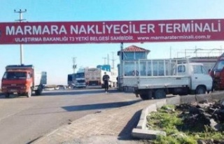 Recep Dursun: Marmara Nakliyeciler Terminali Gebzespor'a...