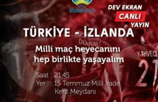 Zinnur Büyükgöz'den Milli Maç daveti