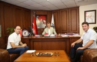 Başkan Sezer'den Ulaşlı halkına müjdeli haber