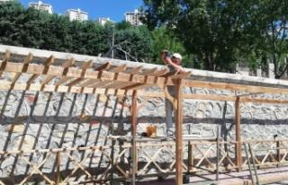 İzmit'te Parklar Hürriyet'in talimatı...