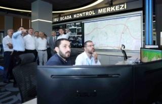 """""""İzmit'te 13,3 milyon metreküp su tasarrufu..."""
