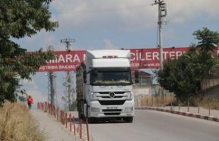 Marmara Nakliyeciler Terminali ile ilgili Mahkeme...