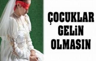 Türkiye'de resmi kız çocuk evlilikleri azaldı