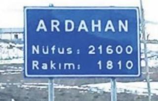 Ardahan'ın Nüfusu Azalıyor
