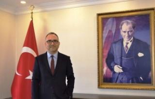 Çiftlikköy Kaymakamı Cengiz Karabulut, Gölcük...