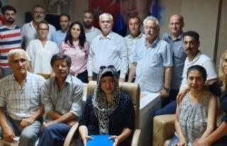 İYİ Parti Çayırova'da görev dağılımı...