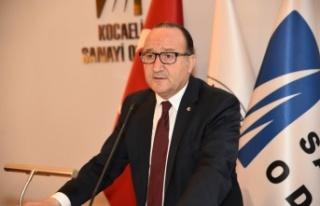 KSO Başkanı Zeytinoğlu değerlendirdi