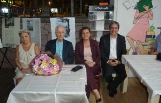 Leyla Atakan, doğum gününde unutulmadı