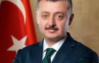 Başkan Büyükakın'dan Türk Dil Bayramı mesajı