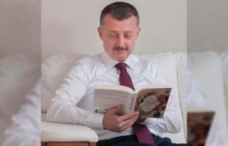 Büyükakın, Dünya Okuma Günü'nü kutladı