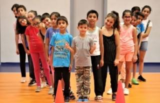 Büyükşehir Spor Okulları'nda yaz sezonu sona...