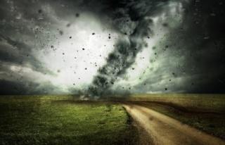 Meteoroloji'den Marmara İçin 'Çatı Uçabilir'...