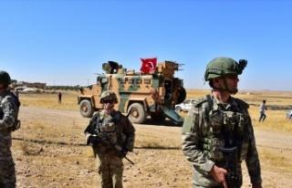 Suriye Kuzeyinde Gerçekleşen İlk Müşterek Kara...